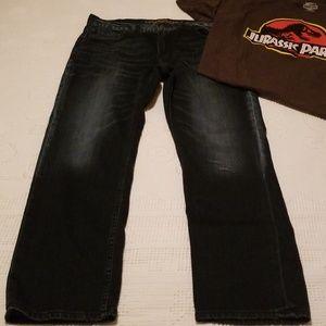 American Eagle Outfitters Core Flex Jeans 36 EUC
